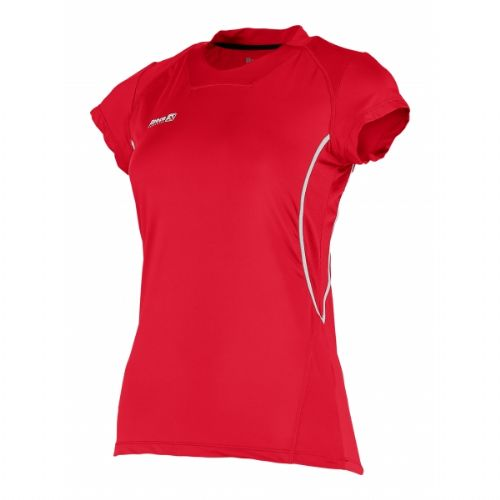 Reece Core Shirt Red Ladies